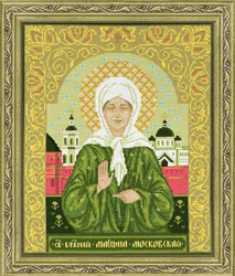 Borduurpakket St. Blessed Matrona of Moscow - RIOLIS