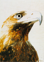 Borduurpatroon Wedge-Tailed Eagle - Ross Originals
