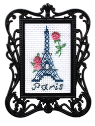 Borduurpakket Framed Art Paris - RTO