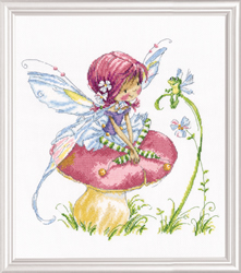 Borduurpakket Forest Fairy - RTO
