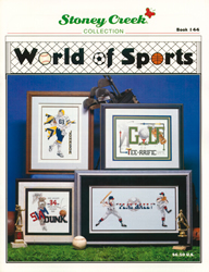 Borduurpatroon World of Sports - Stoney Creek