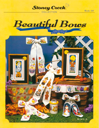 Borduurpatroon Beautiful Bows - Stoney Creek