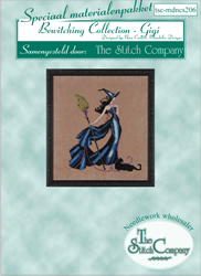 Materiaalpakket Bewitching Collection - Gigi - The Stitch Company