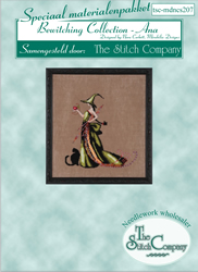 Materiaalpakket Bewitching Collection - Ana - The Stitch Company
