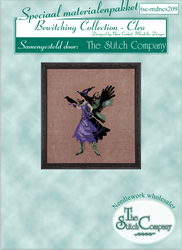 Materiaalpakket Bewitching Collection - Cleo - The Stitch Company