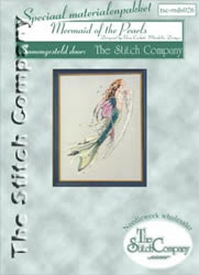 Materiaalpakket Mermaid Of The Pearls - The Stitch Company