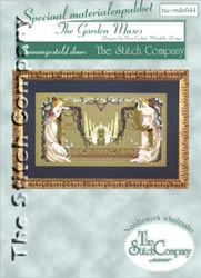 Materiaalpakket The Garden Muses - The Stitch Company