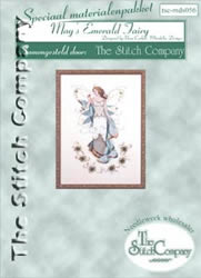 Materiaalpakket May's Emerald Fairy - The Stitch Company