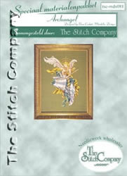 Materiaalpakket Archangel - The Stitch Company