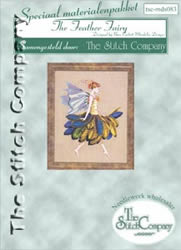 Materiaalpakket The Feather Fairy - The Stitch Company