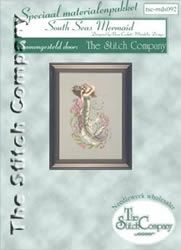Materiaalpakket South Seas Mermaid - The Stitch Company
