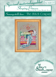 Materiaalpakket Sleeping Princess - The Stitch Company