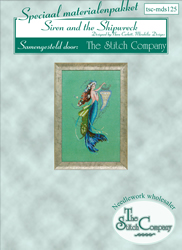 Materiaalpakket Siren and the Shipwreck - The Stitch Company