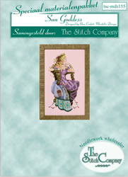 Materiaalpakket Sun Goddess - The Stitch Company