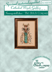 Materiaalpakket Cathedral Woods Goddess - The Stitch Company