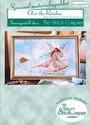 Materiaalpakket Over the Rainbow - The Stitch Company