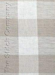 Borduurstof Linnen 34 count - creme-natural 180cm - The Stitch Company