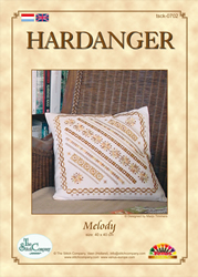 Hardangerpakket Melody - The Stitch Company