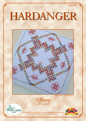 Hardangerpakket Tiffany - The Stitch Company
