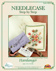 Hardangerpakket Needlecase Hardanger - The Stitch Company