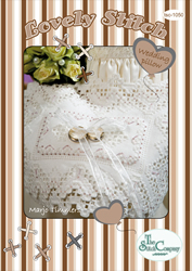 Hardangerpakket Wedding Pillow - The Stitch Company