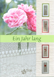 Borduurpatroon Eihn Jahr Lang - UB Design