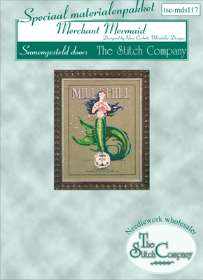 Materiaalpakket Merchant Mermaid - The Stitch Company