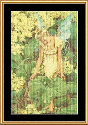 Borduurpatroon Dew Faery - Mystic Stitch