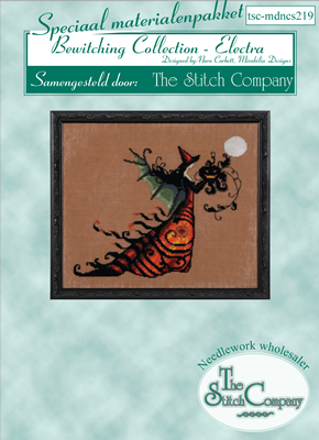 Materiaalpakket Bewitching Collection - Electra - The Stitch Company