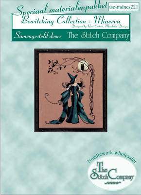 Materiaalpakket Bewitching Collection - Minerva - The Stitch Company