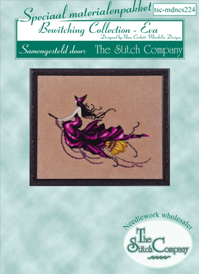 Materiaalpakket Bewitching Collection - Eva - The Stitch Company