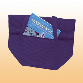 Craft Tote Bag Navy - Yazzii