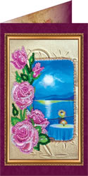 Bead Embroidery kit South Night - 1 - Abris Art