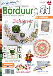 Borduurblad 76 okt/nov 2016