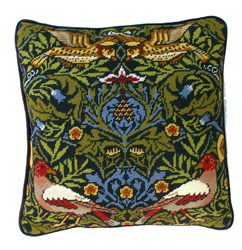 Borduurpakket William Morris - Bird - Bothy Threads
