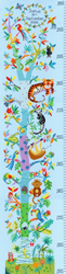 Cross stitch kit Emily Johnston - Tropical Height Chart - Bothy Threads