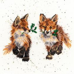 Boduurpakket Hannah Dale - Glad Tidings - Bothy Threads