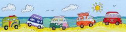Borduurpakket Fun! - VW Fun - Bothy Threads