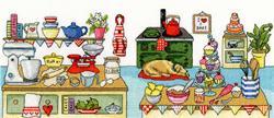 Borduurpakket Julia Rigby - Baking Fun - Bothy Threads