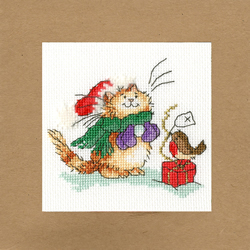 Cross stitch kit Margaret Sherry - Just For You - Bothy Threads