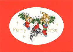 Cross stitch kit Margaret Sherry - Stocking Fillers - Bothy Threads