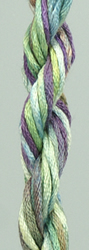 Waterlilies Eggplant - The Caron Collection