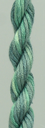 Waterlilies Evergreen - The Caron Collection