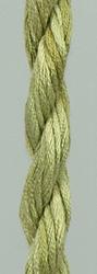 Waterlilies Pesto - The Caron Collection