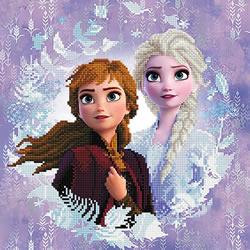 Disney Frozen II Sisters  - Camelot Dotz