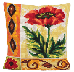 Kussenpakket Coquelicot Vaillant - Collection d'Art