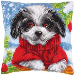 Kussenpakket Woolly Winter - Collection d'Art