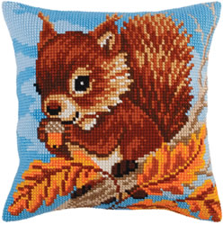 Kussenpakket Squirrel with a Nut - Collection d'Art