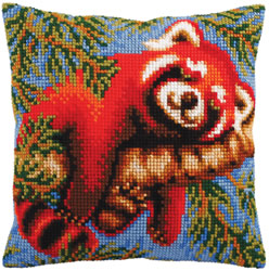 Kussenpakket Red Panda - Collection d'Art