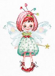 Cross stitch kit I grant your wishes - Chudo Igla (Magic Needle)